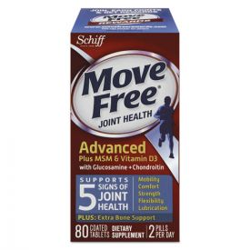 Move Free® Move Free Advanced Plus MSM & Vitamin D3 Joint Health Tablet