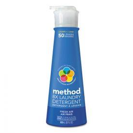 Method® 8X Laundry Detergent, Fresh Air, 20oz bottle