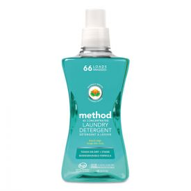 Method® 4X Concentrated Laundry Detergent, Beach Sage, 53.5oz