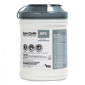 Sani Professional® Sani-Cloth AF3 Germicidal Disposable Wipes, 6 x 6 3/4
