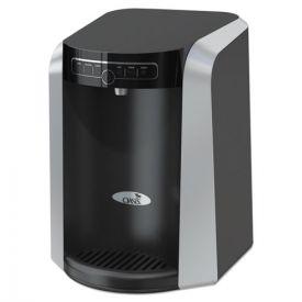 Oasis® Aquarius Counter Top Hot N Cold Water Cooler, 177 oz/Cold Water per Hour; 270 oz/Hot Water per Hour, Black