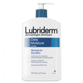Lubriderm® Skin Therapy Hand and Body Lotion, 16 oz.