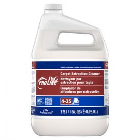 P&G Proline #25 Carpet Extraction Cleaner, Peach Scent