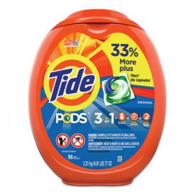 Tide® Detergent Pods, Tide Original Scent