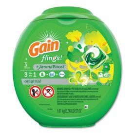 Gain® Flings Detergent Pods, Original