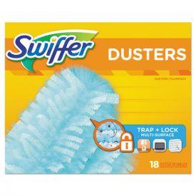 Swiffer® Refill Dusters, Dust Lock Fiber, 2