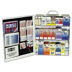 Pac-Kit® Industrial Station First Aid Kit, 440 Items, Metal Case