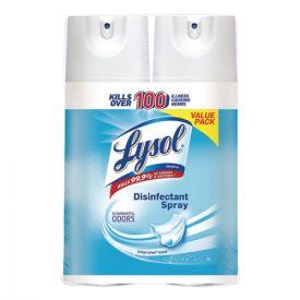 LYSOL® Brand Disinfectant Spray, Crisp Linen, 12.5 oz aerosol