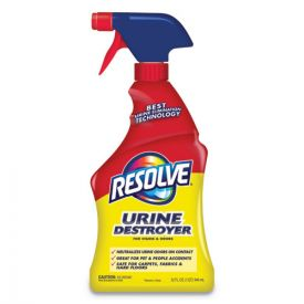 RESOLVE® Urine Destroyer, 32 oz Spray Bottle, Citrus