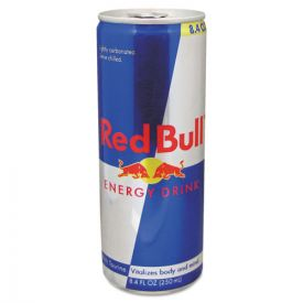 Red Bull® Energy Drink, Original Flavor, 8.4 oz.