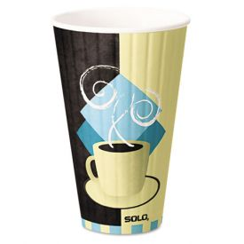 Dart Tuscan Café Duo Shield Paper Cups 20oz.