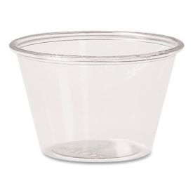 Dart® Portion Containers, Polypropylene, 4oz. Clear