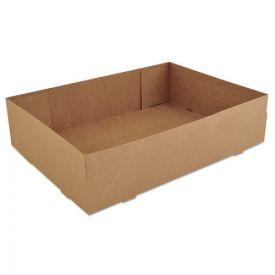 SCT® Donut Trays, 13 1/2w x 9 7/8d x 3 3/8h, Brown