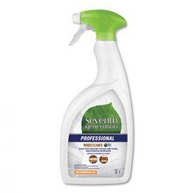 Seventh Generation® Professional Wood Cleaner, Lemon Chamomile Scent, 32oz.