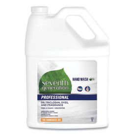 Seventh Generation® Professional Hand Wash Free and Clean, 1gal.