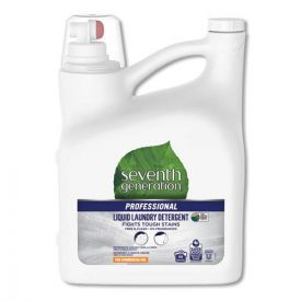 Seventh Generation® Professional Liquid Laundry Detergent, Free and Clear Scent, 150oz.