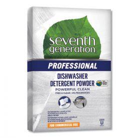 Seventh Generation® Automatic Dishwasher Powder, Free and Clear, Jumbo 75oz
