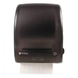 San Jamar® Simplicity Mechanical Roll Towel Dispenser, 15.25