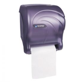 San Jamar® Tear-N-Dry Essence Touchless Towel Dispenser, 11.75x9 1/8x14 7/16, Black Pearl