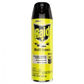 Raid® Multi Insect Killer, 15oz aerosol