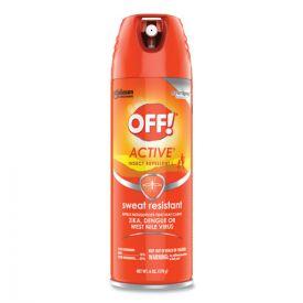 OFF!® ACTIVE Insect Repellent, 6oz aerosol