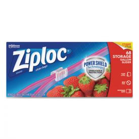 Ziploc® Slider Storage Bags, 1 gal, 9.5