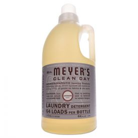Mrs. Meyer's® Liquid Laundry Detergent, Lavender Scent, 64oz bottle