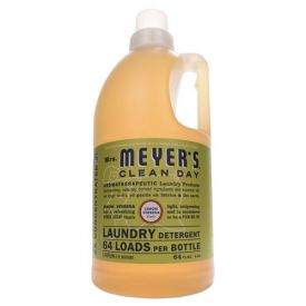 Mrs. Meyer's® Liquid Laundry Detergent, Lemon Verbena Scent, 64oz bottle