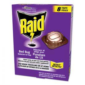 Raid® Bed Bug Detector and Trap, 17.5oz, aerosol
