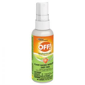 OFF!® Botanicals Insect Repellent, 4 oz Bottle