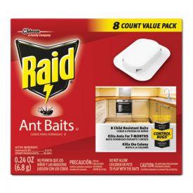 Raid® Ant Baits, 0.24 oz