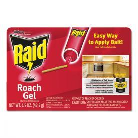 Raid® Roach Gel, 1.5oz Box