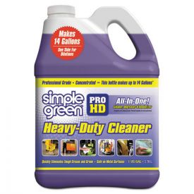 Simple Green® Pro HD Heavy-Duty Cleaner, Unscented, 4-1gal.