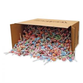 Spangler® Dum-Dum-Pops, Assorted Flavors, Individually Wrapped