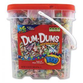 Spangler® Dum-Dum-Pops, Assorted, 172oz. Bucket