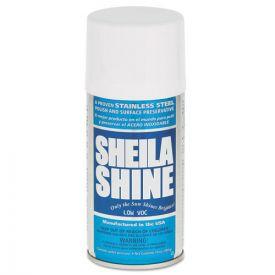 Sheila Shine Low Voc Stainless Steel Cleaner & Polish, 10oz.