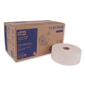 Tork® Advanced Jumbo Roll Bath Tissue, Septic Safe, 1-Ply, White, 3.48