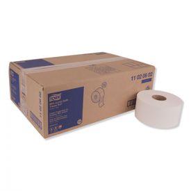 Tork® Advanced Jumbo Bath Tissue, Septic Safe, 2-Ply, White, 3.48