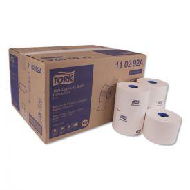 Tork® Advanced High Capacity Bath Tissue, Septic Safe, 2-Ply, White