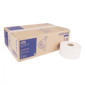 Tork® Advanced Mini-Jumbo Roll Bath Tissue, Septic Safe, 2-Ply, White, 3.48