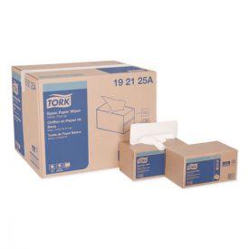 Tork® Multipurpose Paper Wiper, 9 x 10.25, White