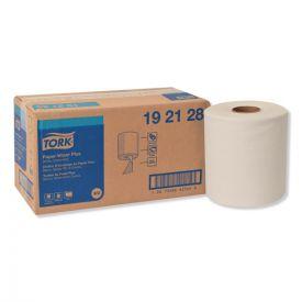 Tork® Paper Wiper Plus, 9.8 x 15.2, White