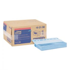 Tork® Foodservice Cloth, 13 x 21, Blue