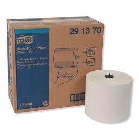 Tork® Basic Paper Wiper Roll Towel, 291370, 7.68