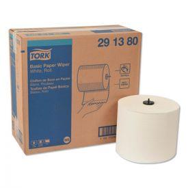 Tork® Basic Paper Wiper Roll Towel, 291380, 7.68