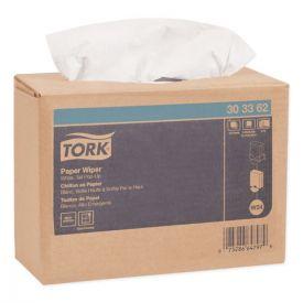 Tork® Multipurpose Paper Wiper, 9.75 x 16.75, White