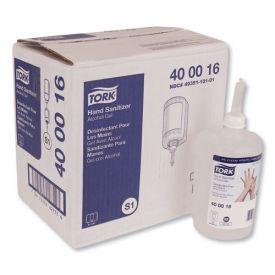 Tork® Premium Alcohol Gel Hand Sanitizer, 1L Bottle, Light Scent