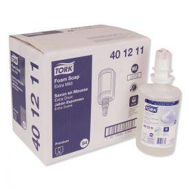 Tork® Premium Extra Mild Foam Soap, Unscented, 1L