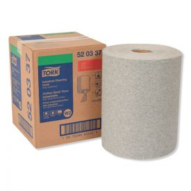 Tork® Industrial Cleaning Cloths, 1-Ply, 12.6 x 10, Gray