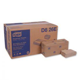 Tork® Advanced Soft Minifold Dispenser Napkins, 1-Ply,13